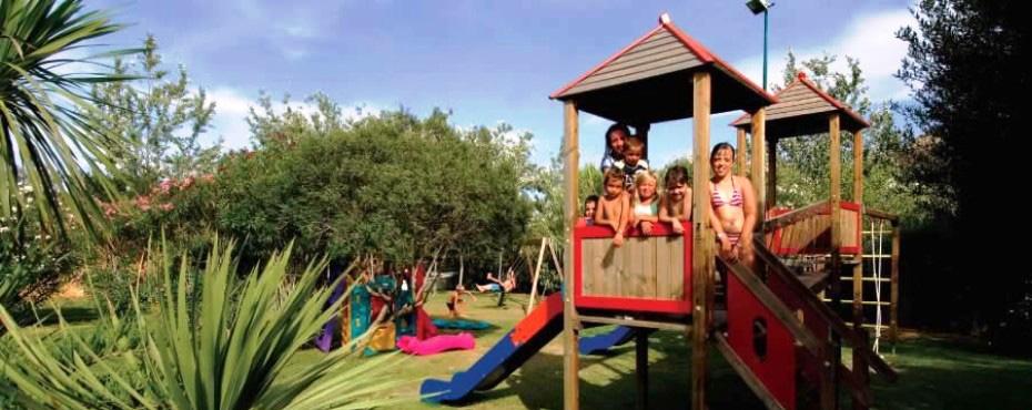 Chia Laguna Playground