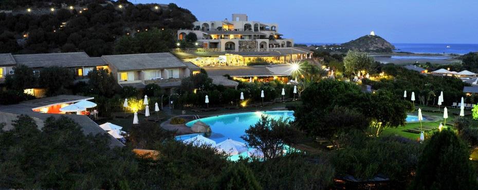 Hotel Chia Village hotel