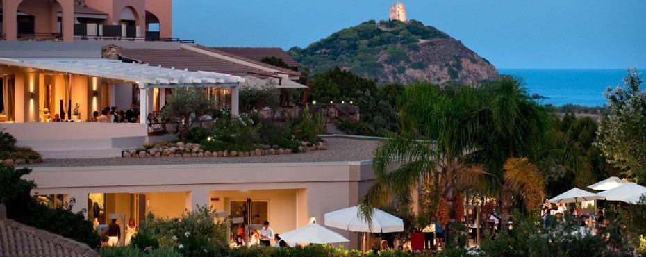 Chia Laguna Holiday Resort